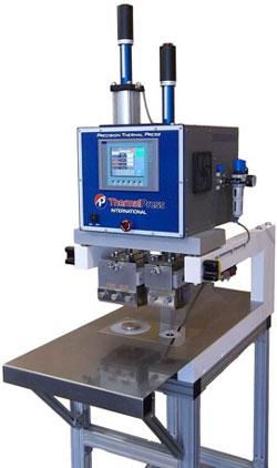 Dual C Series Thermal Press Medical Port Sealer Heat