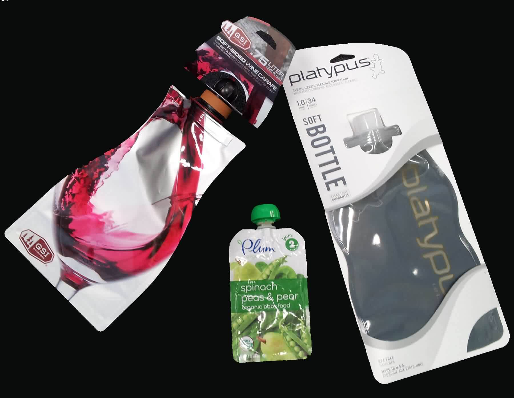 consumer fluid bag products