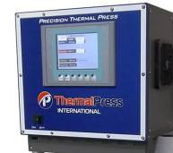H-Series digital controlled thermal press